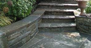 Dimensional Patio Stones