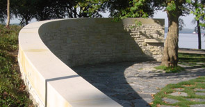 Natural Stone Wall Coping